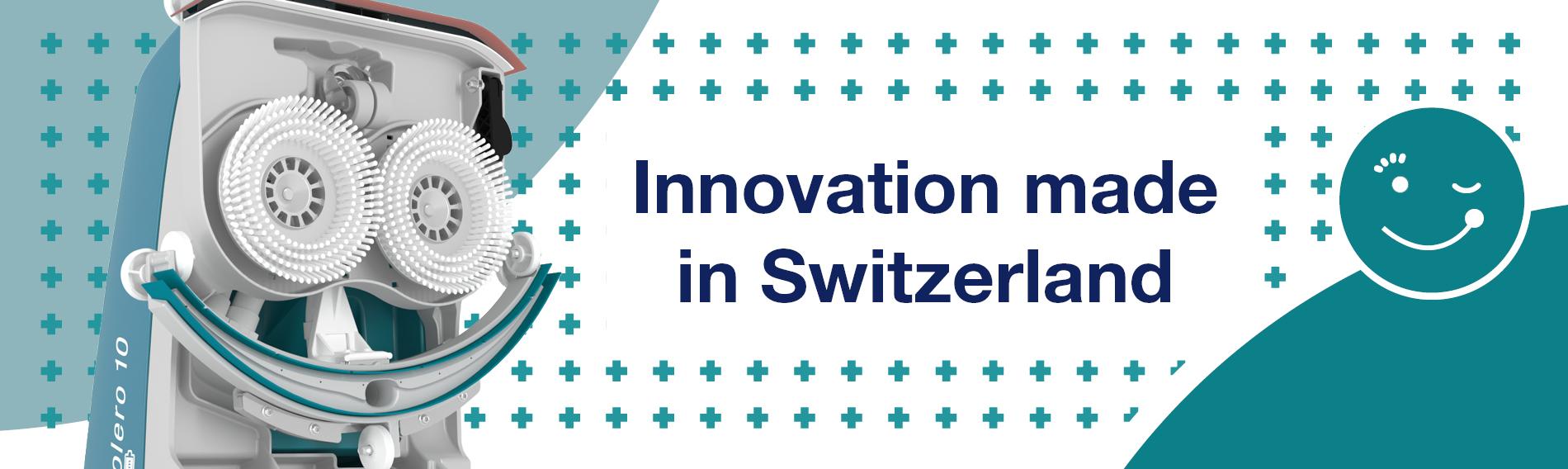 Innovation made in Switzerland